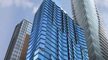 Wallace Eannace Aids in Hydronic System Solution at 151 Maiden Lane, AC Marriott Hotel