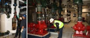 At New Northwell Health Building, Wallace Eannace Aids in Custom Hydronic System Solution