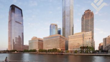 Wallace Eannace Contracted for Technical Support and HVAC System solutions at 99 Hudson, New Jersey's tallest tower