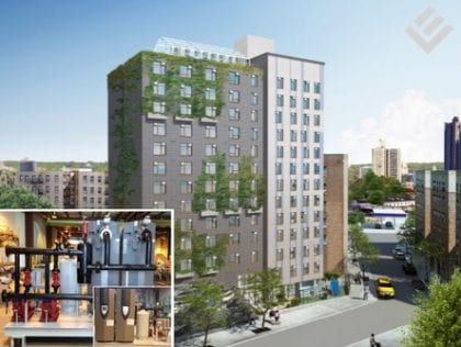 Wallace Eannace Contracted for Technical Support and Prefab Heating System at 2865 Creston Avenue