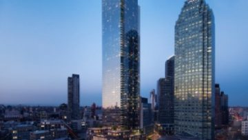 Wallace Eannace Contracted for Technical Support and HVAC System solutions at Skyline Tower, Long Island City