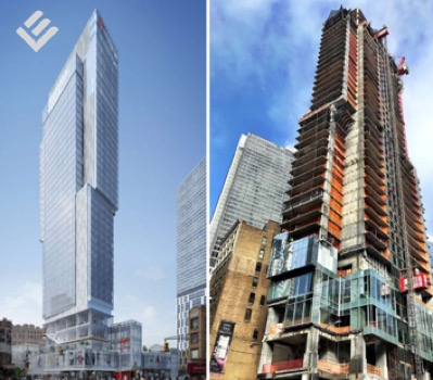 Wallace Eannace Contracted for Technical Support and HVAC System solutions at NYC's Virgin Hotel