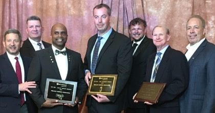 Wallace Eannace Recognized by Bell & Gossett and Xylem for Top HVAC Technical Support and Sales Growth in the United States