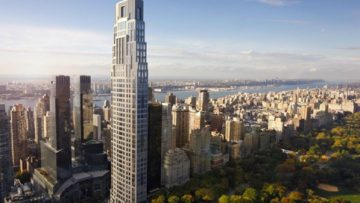 Wallace Eannace Contracted for Technical Support and HVAC System solutions at 220 Central Park South, New York