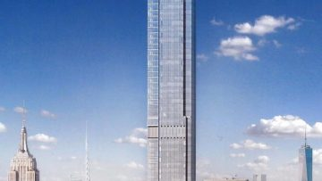 Wallace Eannace Contracted for Technical Support and HVAC System solutions at the Central Park Tower, New York City