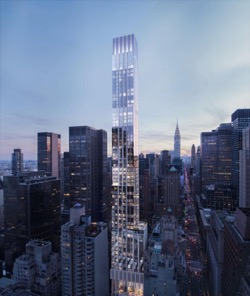 Wallace Eannace Contracted for Technical Support and HVAC System solutions at The Centrale, New York