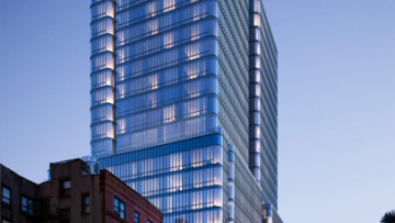 Wallace Eannace Contracted for Technical Support and HVAC System solutions at SoHo Tower, Hudson Square, New York