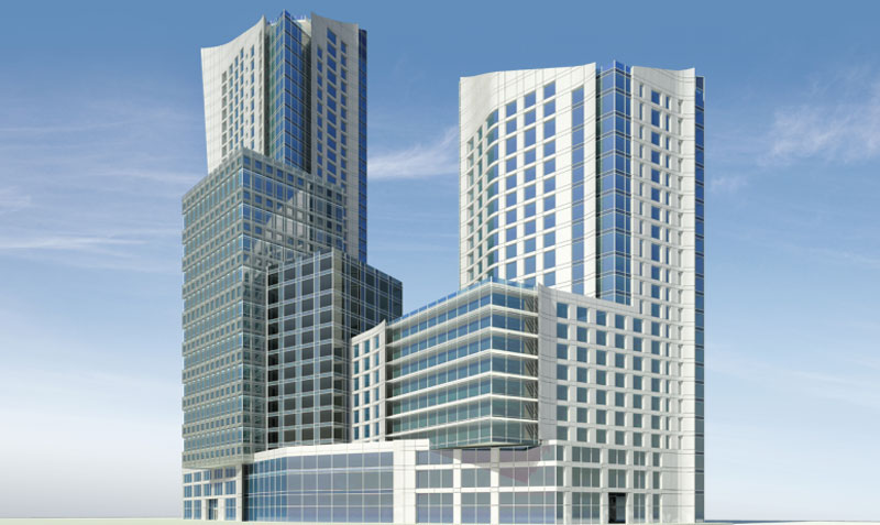 Wallace Eannace Contracted for Technical Support and HVAC System solutions at Riverside Center Building #3, New York