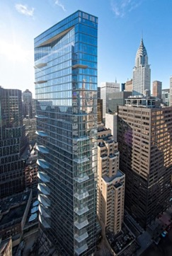 Wallace Eannace Contracted for Technical Support and HVAC System solutions at 222 East 44th Street, New York City