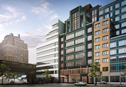 Wallace Eannace Contracted for Technical Support and HVAC System solutions at 514 West 24th Street, New York City