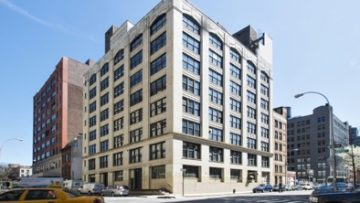 Wallace Eannace Contracted for Technical Support and HVAC System solutions at 627 Greenwich Street, New York City