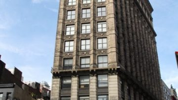 Wallace Eannace Contracted for Technical Support and HVAC System solutions at 817 Broadway, New York City