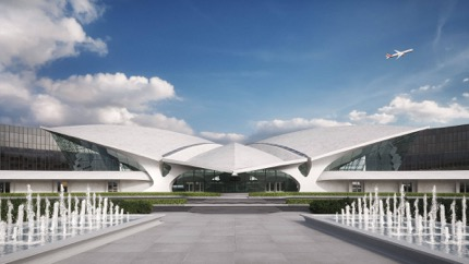 Wallace Eannace Contracted for Technical Support and HVAC System solutions at JFK International Airport TWA Flight Center Hotel, New York