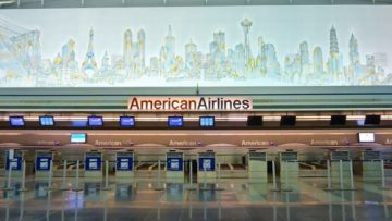 Wallace Eannace Contracted for Technical Support and HVAC System solutions at American Airlines John F. Kennedy Terminal, New York