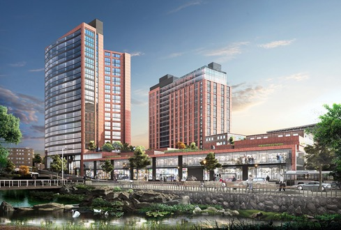 Wallace Eannace Contracted for Technical Support and HVAC System solutions at Larkin Plaza, New York