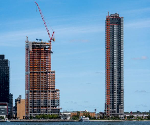 Wallace Eannace Delivers Prefab HVAC Solution to NYC – Hunter's Point Project