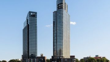 Wallace Eannace Delivers Prefab HVAC Solution to Greenpoint Landing Project - Brooklyn, New York