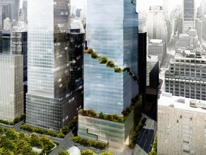 Wallace Eannace and Tisdale Manufacturing Deliver Prefabricated Boiler Room Skids to Iconic Spiral Building, NYC
